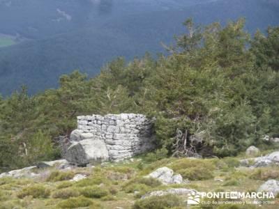 La Peñota y Peña del Arcipreste;senderismo madrid grupos;senderistas madrid